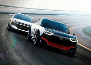Datsun SSS reincarnated with the Nissan IDx Concepts: