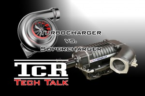Tech-Talk: Turbocharging vs. Supercharging: