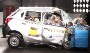 When will safety become standard for all new cars?