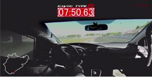 Honda is King of the 'Ring with Type R: (Video)