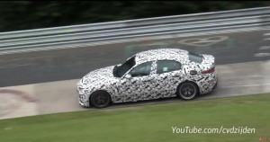 Alfa Romeo Giulia QV at the 'Ring: (Video)