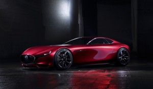 Mazda unveil Rotary sports car in Tokyo: