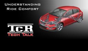 Tech-Talk – Understanding Ride Comfort: