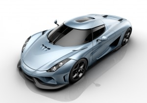 Koenigsegg Regera – the 'megacar' with no gearbox: