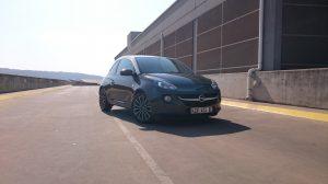 Review – Opel ADAM GLAM: