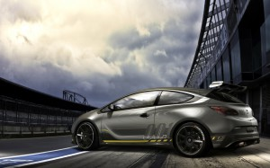 Opel Astra OPC EXTREME to debut at Geneva: