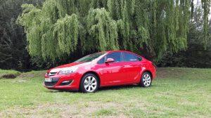 Review: Opel Astra Sedan 1.4T Essentia Auto