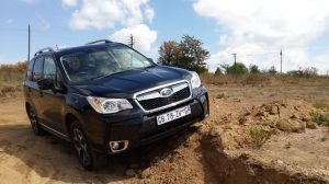 Review: Subaru Forester XT
