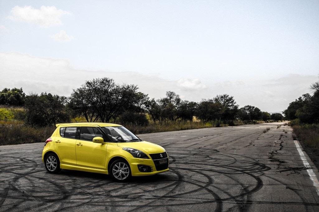 Suzuki, Swift Sport, ZC32S