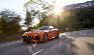 Jaguar F-Type SVR Revealed – The Claws Are Out