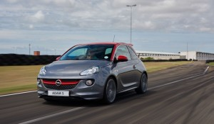 First Drive:  Opel ADAM S on Track