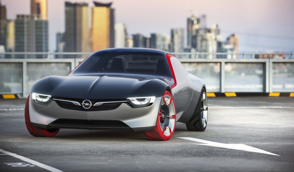 Opel GT concept, Opel GT, #OpelGT, Torquing Cars