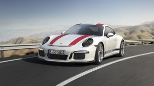 Porsche 911 R is the Manual GT3 RS You Can't Have
