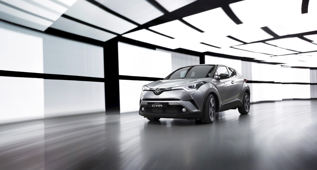 Toyota, Toyota C-HR, Torquing Cars, Compact Crossover