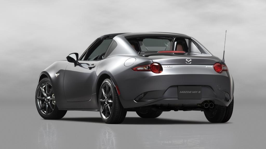 Mazda, MX-5 RF, MX-5, Targa, Miata, Torquing Cars, Mazda MX-5 RF