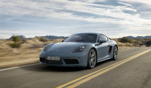 Turbo Power for Porsche 718 Cayman