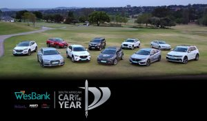 2017 SA Car of the Year Finalists Announced: