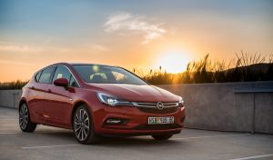 Review – Opel Astra 1.6T Sport Plus