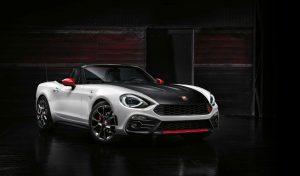 Abarth 124 Spider lands in South Africa