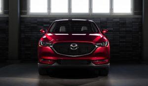 New Mazda CX-5 revealed