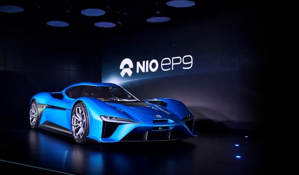 NextEV Nio EP9, NextEV, Nio, EP9, EV, Supercar, Torquing Cars