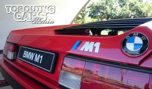 Video – Driving a 1978 BMW M1 (E26)