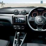 2017 Suzuki Swift, Suzuki Swift, Swift, Torquing Cars, Interior