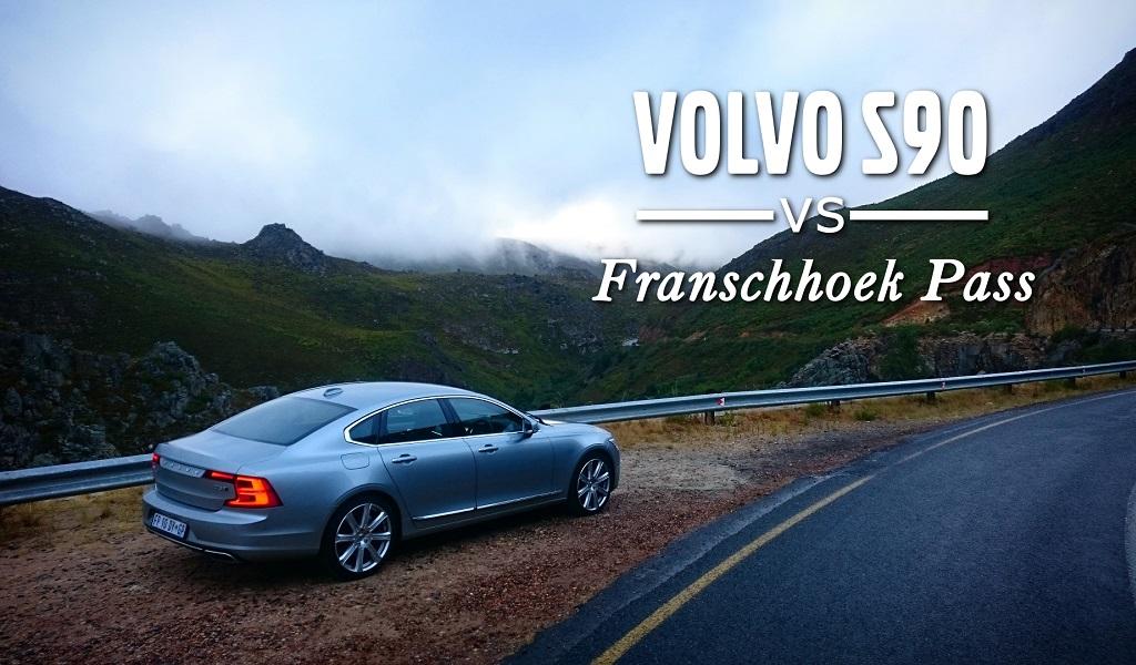 Volvo S90, Volvo, S90, Franschhoek Pass, Torquing Cars