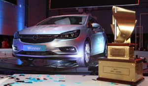 Opel Astra is SA's 2017 Car of the Year
