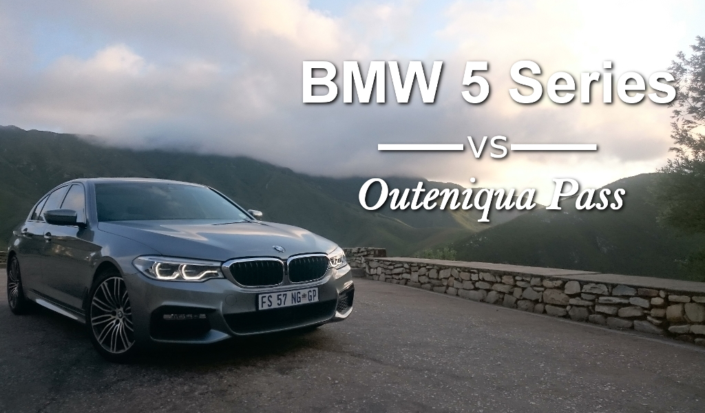 BMW 5 Series, 540i, BMW, Outeniqua Pass, BMW 5 Series video review, Torquing Cars