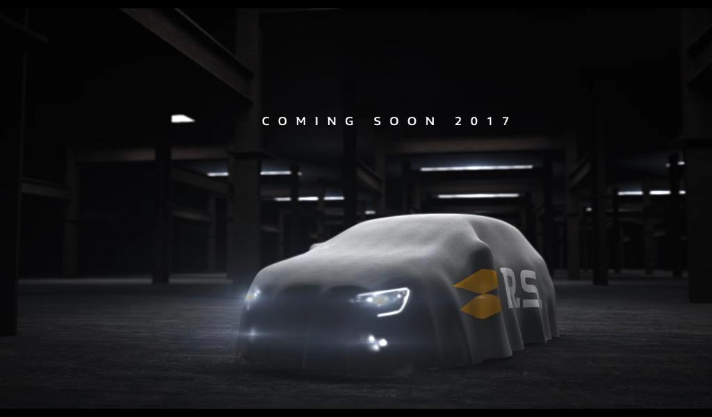 Renault, Renault Megane RS, Megane RS, Renault Sport, teaser, Torquing Cars