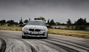 'M xDrive' confirmed for new BMW M5
