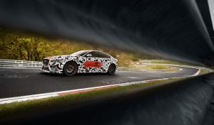 Jaguar XE SV Project 8 Teased