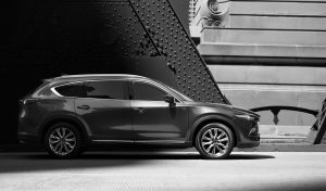 First Look: Mazda CX-8 Crossover