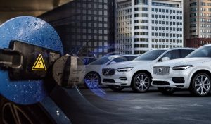 Volvo going electric from 2019