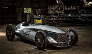 Revealed: Infiniti 'Prototype 9' electric racer