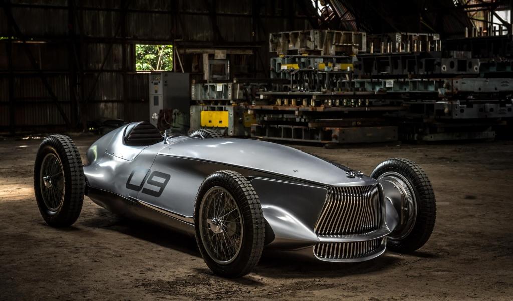 Infiniti, Infiniti Prototype 9, electric racer, Torquing Cars
