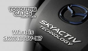 Tech Talk – Mazda's revolutionary SKYACTIV-X