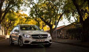 Review – Mercedes-Benz GLC220d Coupe
