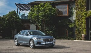 Review – Volvo S90 D5 AWD Inscription