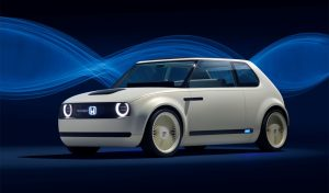 Retro Honda Urban EV Concept unveiled