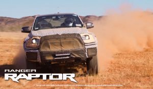 BREAKING – Ford Ranger Raptor confirmed!