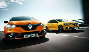 Renault Megane RS280 Performance Figures Revealed
