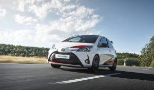 Toyota introduces Yaris GRMN hot hatch