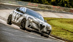 WATCH – Alfa Romeo Stelvio sets Nurburgring record