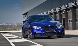 First Drive – BMW M4 CS on Track