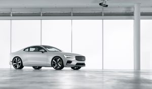 Revealed: The Polestar 1 Performance Hybrid