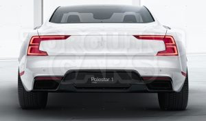 First look: The Polestar 1 pieced together