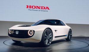Honda Sports EV Concept revealed in Tokyo