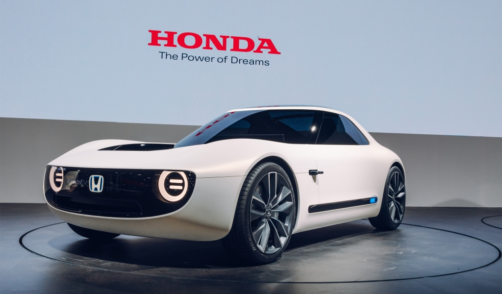 Honda, Sports EV Concept, Sports EV, Urban EV, Torquing Cars